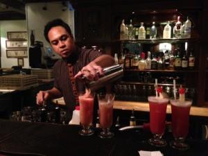BartenderMakingDrinks
