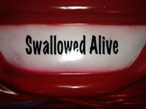 SwallowedAlive